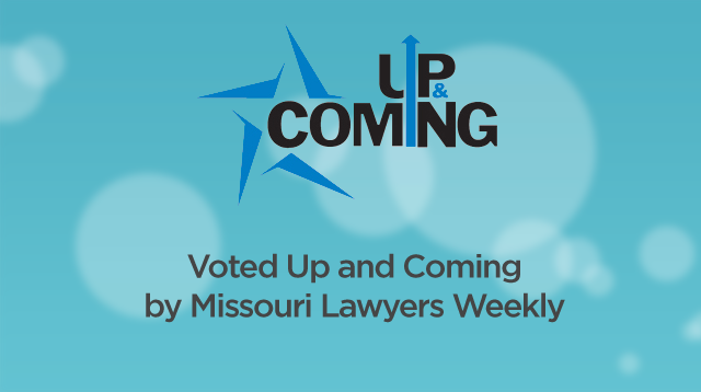 Dana Altieri named Up and Coming Attorney for 2014 by Missouri Lawyers Weekly